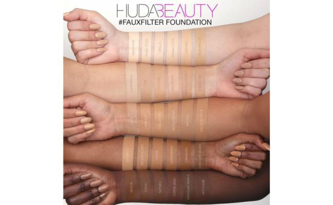 Huda Beauty Faux Filter Foundation/copyright sociolla/spesial