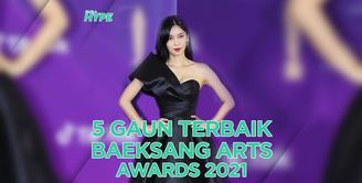 5 Gaun Terbaik di Baeksang Arts Awards 2021