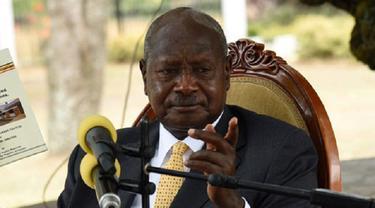 Presiden Uganda
