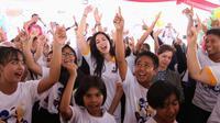 Mensos: Percepat pemulihan dan rehabilitasi anak korban gempak Lombok.