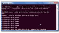 Command Prompt. Dok: howtogeek.com