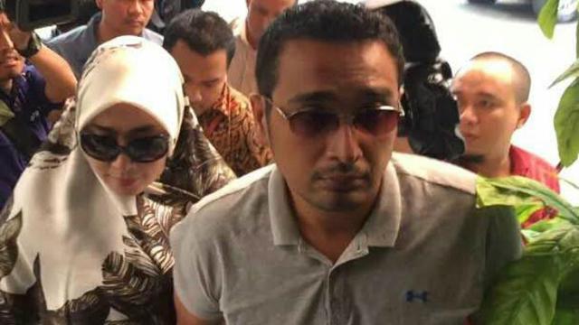 Firza Husein Penuhi Panggilan Polda Metro Jaya