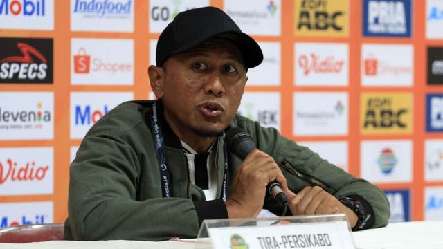 RD Bersyukur Tira Persikabo Dapat Satu Poin di Kandang Persib – Indonesia