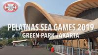 Timnas Skateboard Berlatih di Green Park Jakarta. sumberfoto: INDONESIA SKATEBOARDING