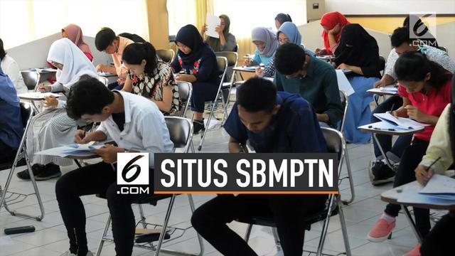 Pastikan Pantau SBMPTN di Situs Yang Benar