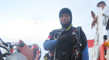 Syachrul Anto Pahlawan yang Gugur Saat Evakuasi Lion Air