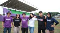 Kelompok suporter sudah bersiap menyambut Persita Tangerang di Liga 1 (istimewa)