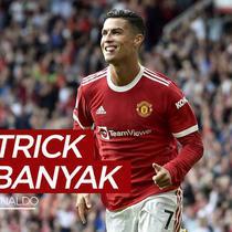 Berita Video, 7 Pencetak Hattrick Terbanyak Abad Ini, Cristiano Ronaldo Memimpin