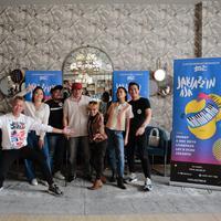JakJazz 2020 jadi momentum bangkitnya festival musik keren yang satu ini. (Daniel Kampua/Fimela.com)