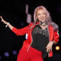 Hyoyeon SNSD (Foto: Bambang E. Ros/Bintang.com)