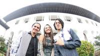 Aliando Syarief, Aurora Ribero dan Dewa Dayana di Festival Film Bandung