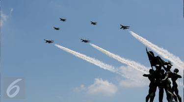 20160817-Atraksi Sukhoi dan F-16 Meriahkan Hut RI ke-71