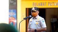 Bupati Bantaeng Ilham Azikin Positif Covid-19. (Liputan6.com/Fauzan)