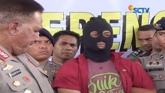 Fahrizal, polisi yang menembak adik iparnya itu mengaku mendapat bisikan gaib, sesaat sebelum melakukan aksinya.