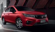 Honda City facelift. (Honda Thailand)