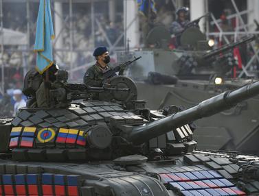 Parade Militer Hari Kemerdekaan Venezuela
