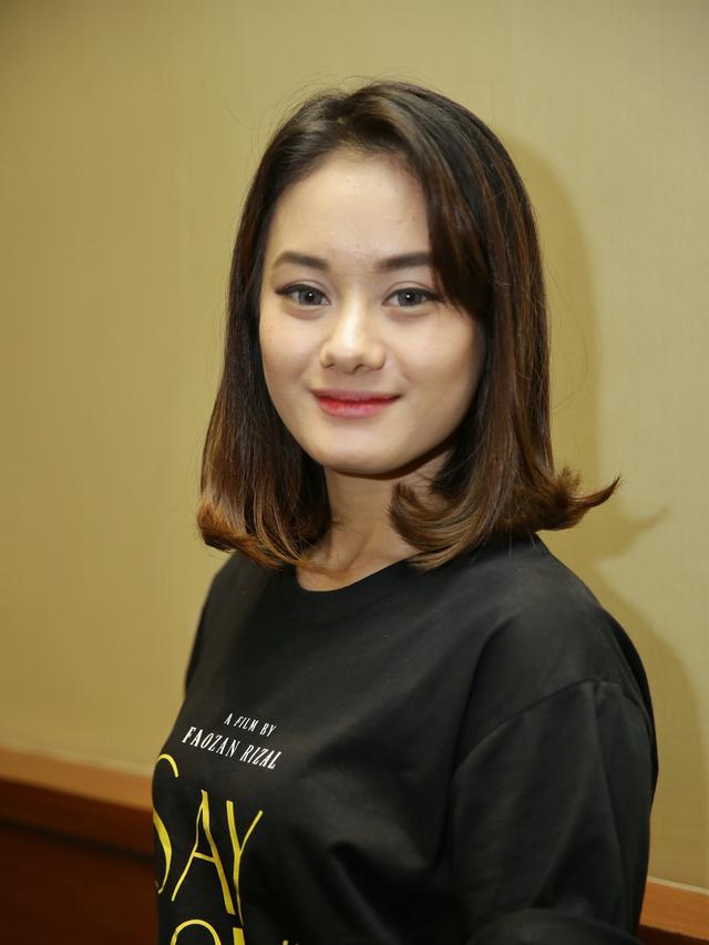 Dinda Hauw Tak Mau Dipacari Artis - ShowBiz Liputan6.com