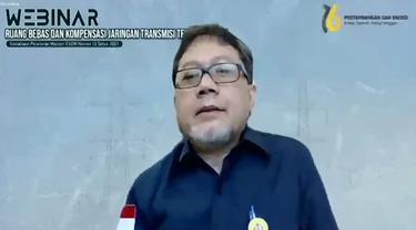 Direktur Teknik dan Lingkungan Ketenagalistrikan Kementerian ESDM Wanhar.