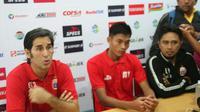 Pelatih Persija Jakarta, Stefano Cugurra Teco, mengaku timnya tampil tak cukup baik sehingga harus mengakui kekalahan 1-3 dari PSMS Medan pada laga pekan ketiga Liga 1 2018. (dok. Persija Jakarta)