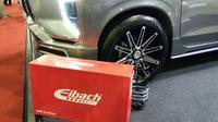 Eibach tawarkan per untuk Mitsubishi Xpander agar tampil lebih ceper. (Oto.com)
