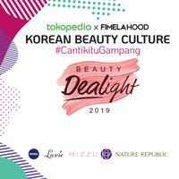 Tokopedia X Fimelahood, Acara Seru Para Pecinta Makeup Korea