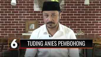 VIDEO: Tuding Anies Baswedan Pembohong, Giring Ganesha Dinilai Berlebihan