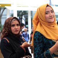 Audisi Puteri Muslimah Indonesia 2017. (Deki Prayoga/Bintang.com)