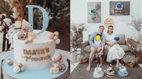 Potret Chelsea Olivia Rayakan Man Yue Anak Kedua. (Sumber: Instagram/chelseaoliviaa)