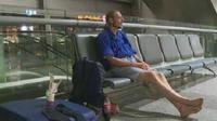 Alexander Pieter Cirk rela terbang dari Belanda ke China demi bertemu kekasih dunia mayanya (CCTV News)