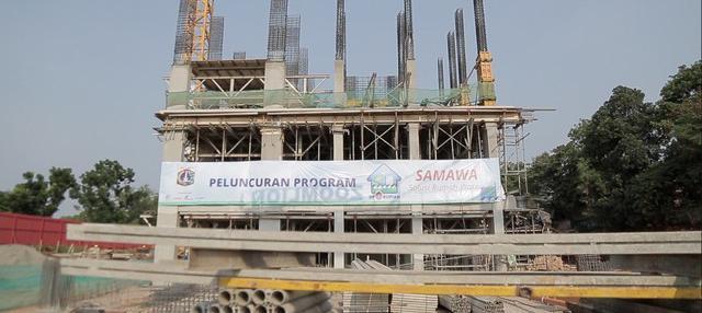 Program Rumah DP Rp 0 di Pondok Kelapa, Jakarta Timur, sudah diluncurkan oleh Gubernur DKI Jakarta, Anies Baswedan, dengan beberapa varian harga dan tipe.