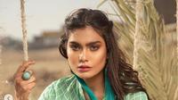 Supermodel Zara Abid (Foto: Instagram/@zaraabidofficial)