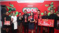 Grup band Langit Senja di Pucuk Cool Jam 2019