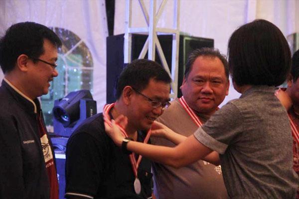 Peserta dipilih untuk mewakili Alam Sutera/ copyright by Vemale.com