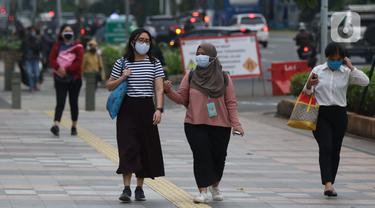 FOTO: Indonesia Dipastikan Alami Resesi