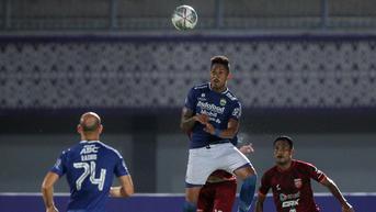Klasemen BRI Liga 1: Persib Melorot, Bali United Rebut Posisi Puncak