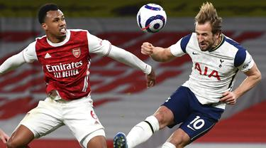FOTO: Pantang Menyerah, Arsenal Comback Sempurna Atas Tottenham Hotspur