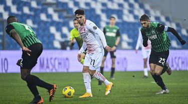 Sejarah, Rafael Leao Cetak Gol Tercepat di Liga Italia