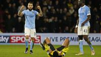 Manchester City vs Watford (reuters)