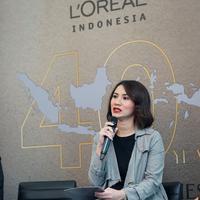 Kecantikan ternyata bukan soal wajah. L'Oreal mempercantik Indonesia dengan berbagai program (Foto: L'Oreal Indonesia)