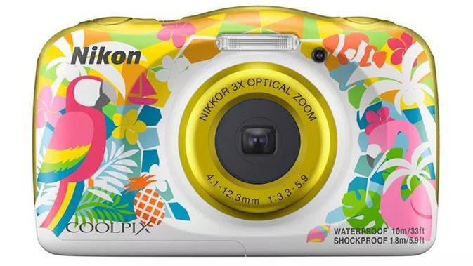 Nikon Coolpix W150. Dok: ubergizmo.com