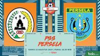 Shopee Liga 1 - PSS Sleman Vs Persela Lamongan (Bola.com/Adreanus Titus)