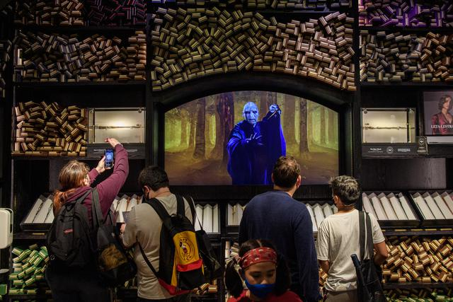 Toko Harry Potter Terbesar di Dunia Dibuka