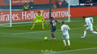 Paris Saint-Germain bangkit sehabis disingkirkan Real Madrid di Liga Champions dengan meremukkan tim papan bawah Metz 5-0, Sabtu (...