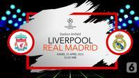 Liverpool vs Real Madrid (liputan6.com/Abdillah)