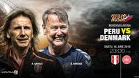 Prediksi Peru vs Denmark (Liputan6.com/Trie yas)