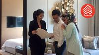 Alam Makmur Property membesut Cluny Residence, apartemen di Jakarta Barat yang dihadirkan dengan berbagai pilihan tipe mulai dari satu kamar tidur.
