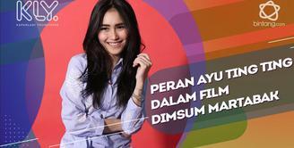 Begini cara Ayu Ting Ting dalami karakter di film Dimsum Martabak.