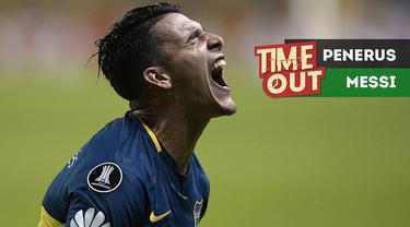 Berita video Time Out kali ini tentang pemain 22 tahun bernama Cristian Pavon yang disebut sebagai penerus Lionel Messi untuk Barcelona.