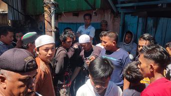 Pria Misterius yang Bakar Mimbar Masjid Raya Makassar Ditangkap
