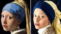Potret Wanita Cosplay Jadi Mirip Lukisan Terkenal. (Sumber: Instagram.com/olya.insideart)